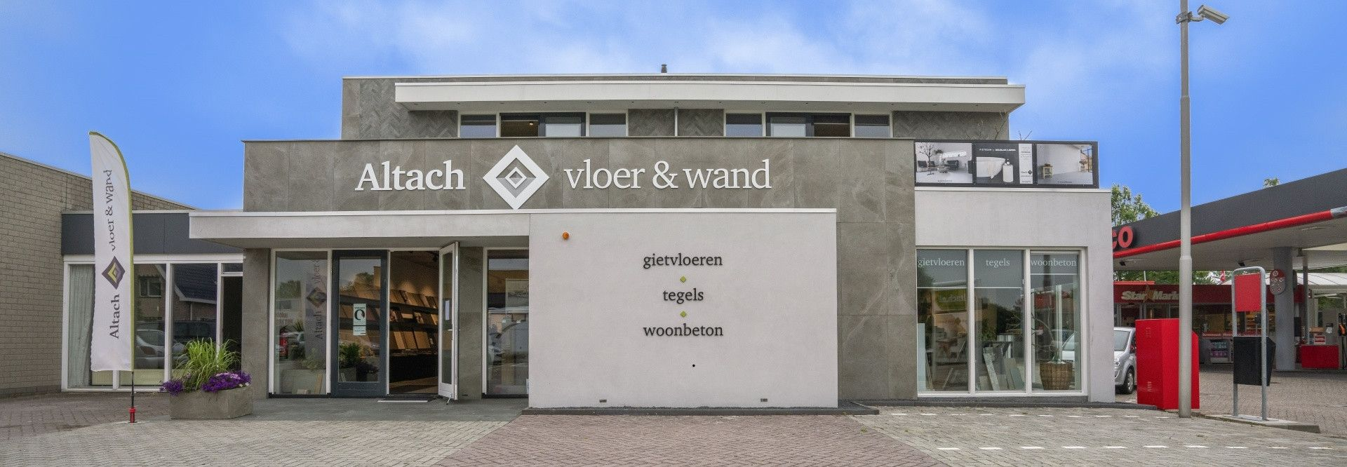 Altach showroom Dirkshorn
